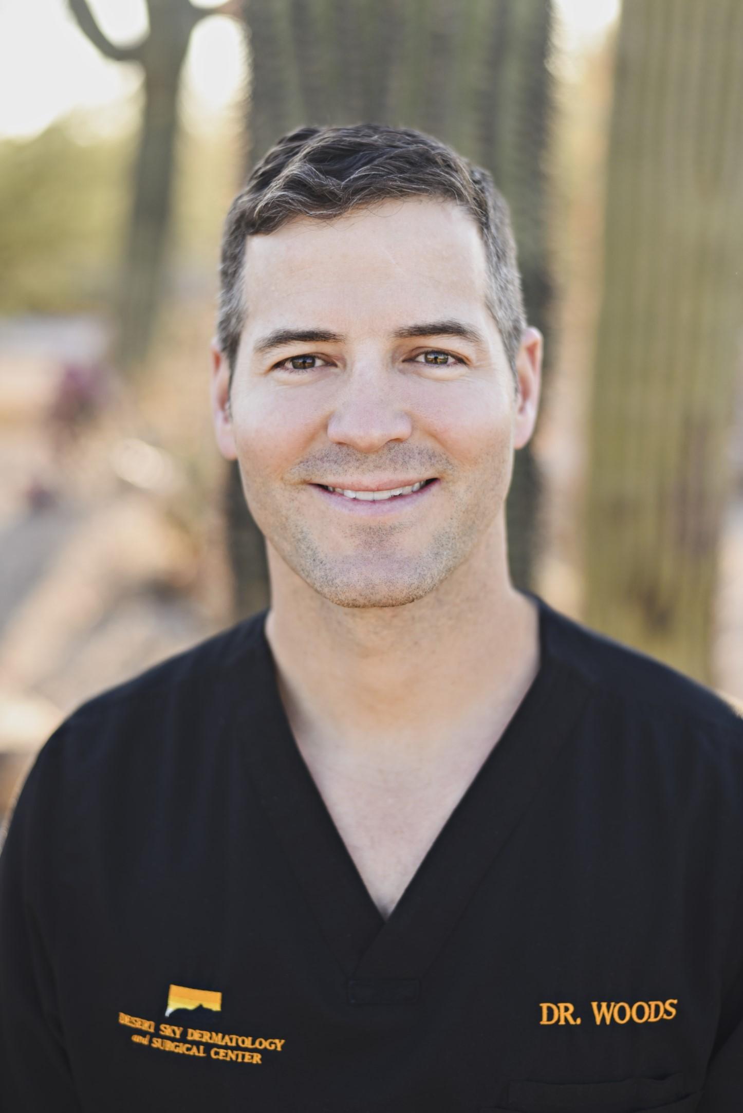 Matthew Woods, M D  - Desert Sky Dermatology and Surgical Center