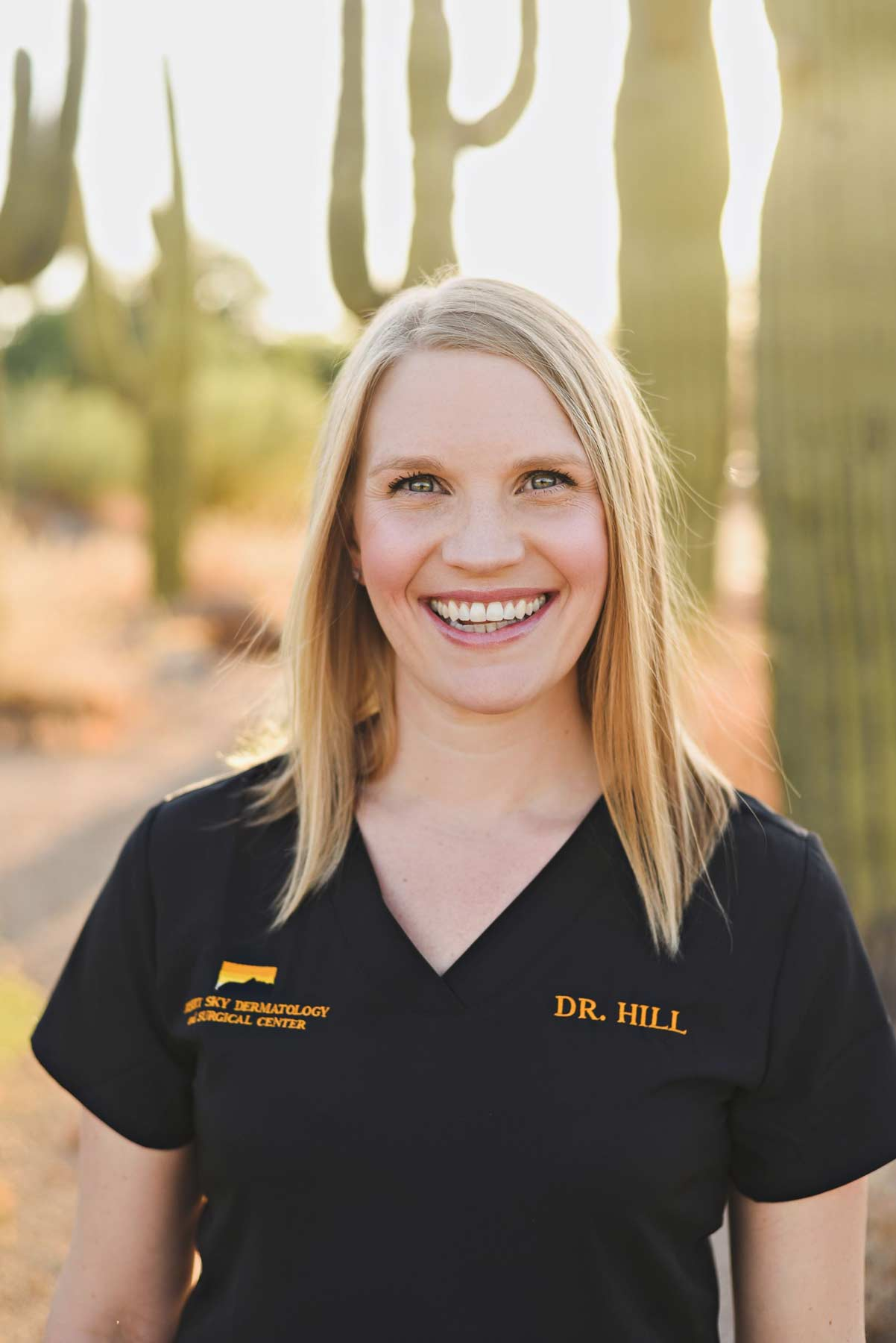 Hannah Hill, M.D.